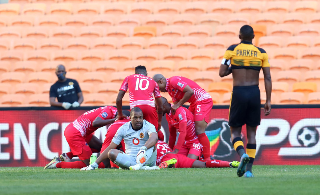Chiefs suffer shock defeat by Chippa