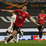 Man Utd run riot against Roma in their UEL semis first leg