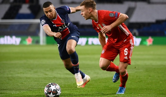 PSG edge Bayern on away goals while Chelsea get past Porto