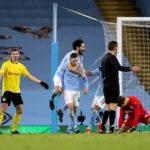 Manchester City vs Borussia Dortmund Phil Foden