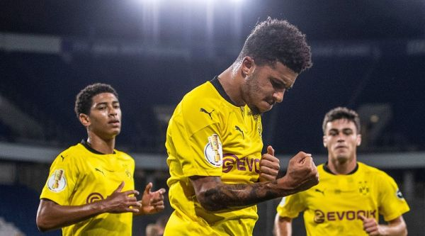Ed Woodward exit boosts Jadon Sancho's chances