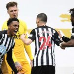 Willock earns Newcastle a vital point against Spurs