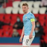 Kevin De Bruyne closes in on a Manchester City return