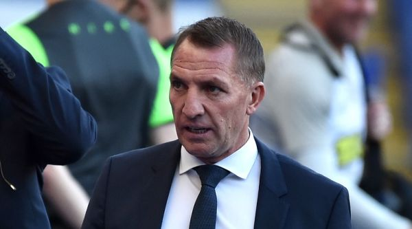 Leicester manager Brendan Rodgers rules himself out of Tottenham job