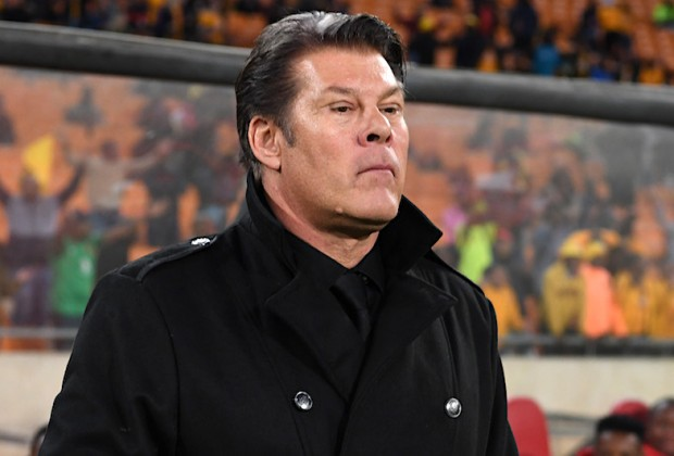 Controversial coach Luc Eymael shown the door by Chippa