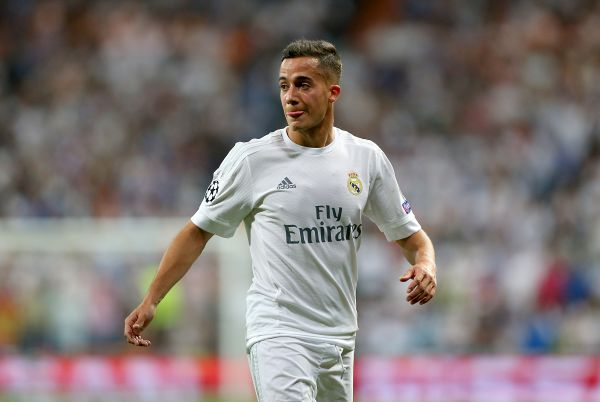 Vazquez ruled out of Madrid's trip to Liverpool with knee injury