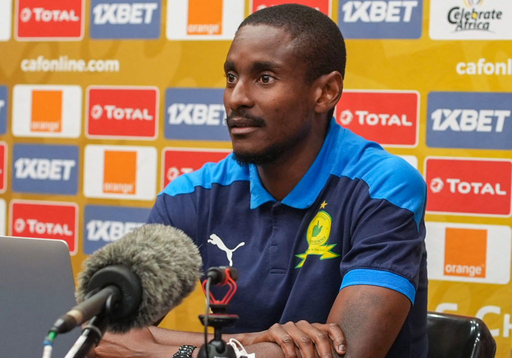 Mokwena: Preparing for Chippa is very, very difficult