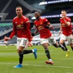 Man Utd dent Spurs top four hopes