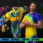Neymar Jr, PUMA go crazy in Fortnite
