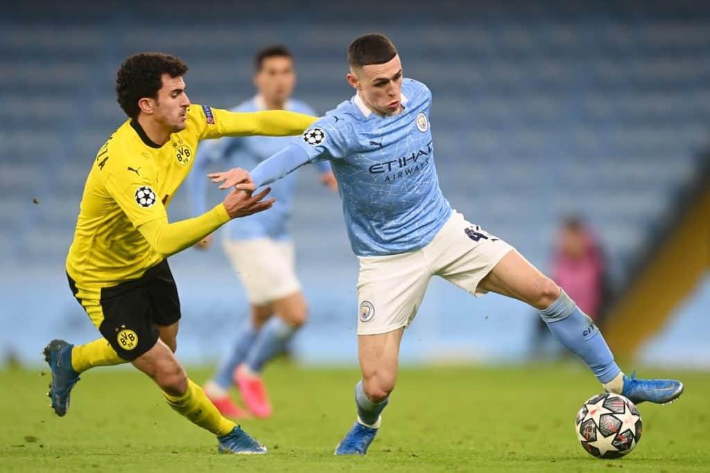 Man City vs Dortmund: Second-leg preview