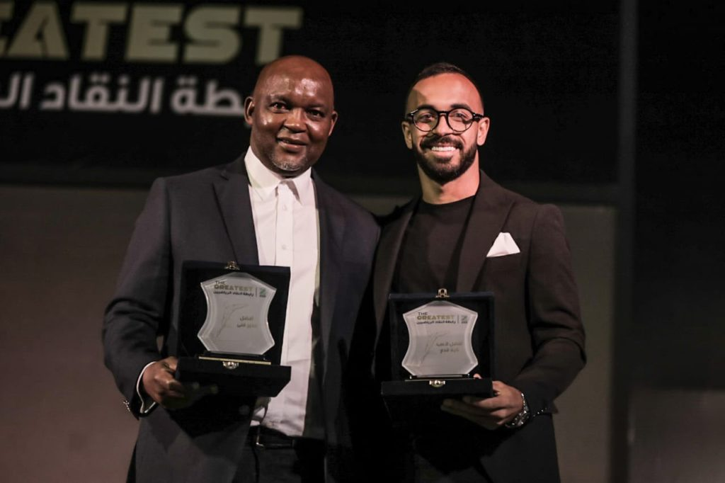 Pitso named Best Manager in Egypt