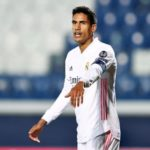 Varane breaks silence amid Chelsea, Man Utd links