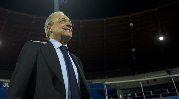 Real Madrid president says European Super League would 'save' football