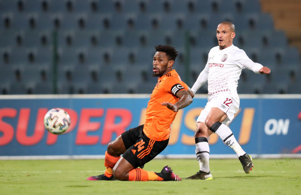 Mabasa lands Pirates a point against Swallows