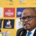 Safa CEO Tebogo Motlanthe
