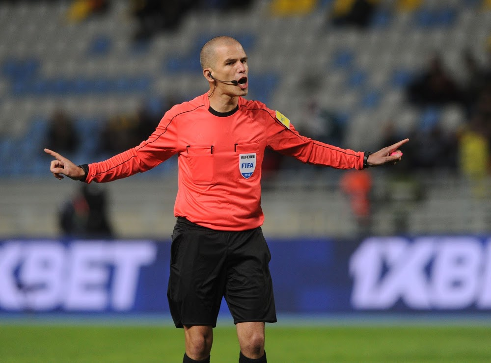 SA's Victor Gomes set to officiate at Tokyo Olympics