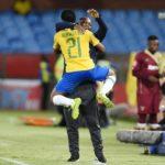 Pitso full of praise for Sundowns star Mkhulise