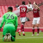 Pepe hits double but Arsenal miss out on Europe