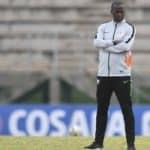 Helman Mkhalele new assitant coach of Bafana Bafana