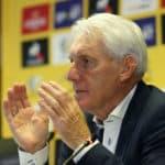 Broos names 19-man Bafana squad for Uganda friendly