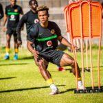 Kaizer Chiefs trialist São Tomé international Jardel Nazaré
