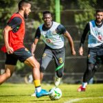 In Pictures: Chiefs training session ahead of Simba game