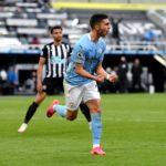 Man City edge Newcastle United in seven-goal thriller