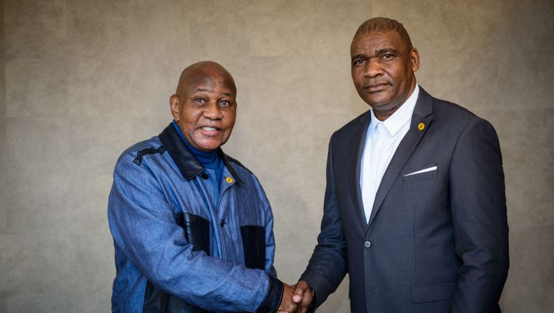 Chiefs appoint Ntseki as head of technical and youth academy