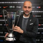 Pep Guardiola named LMA manager of the year