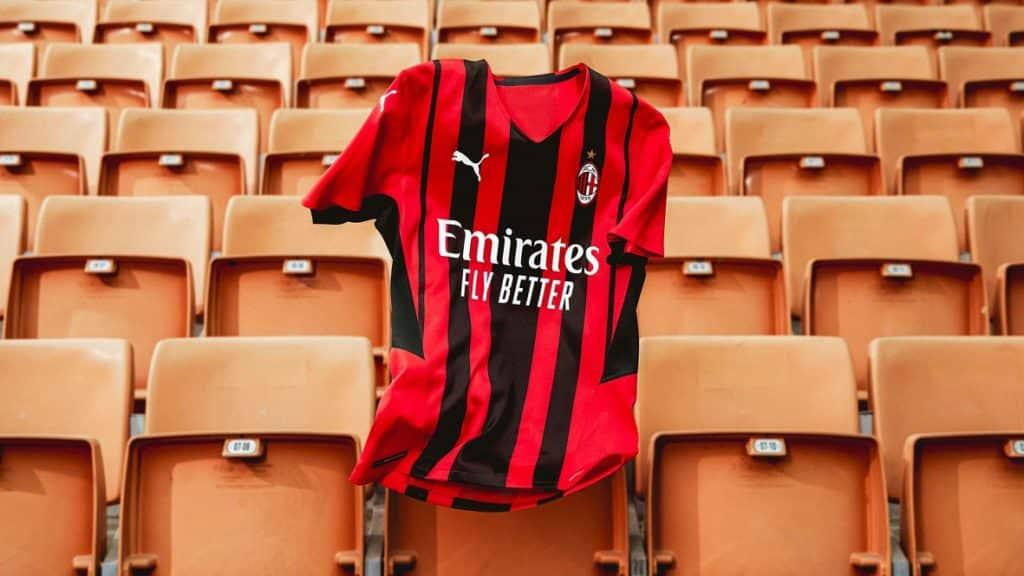 PUMA unveils 'Move Like Milan' AC Milan kit