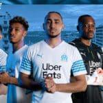 PUMA reveals Olympique Marseille home kit