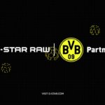 Watch: G-Star RAW steps into the game with Borussia Dortmund