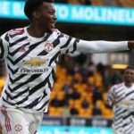 Second string Man United edge Wolves on final day