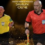 PSL Referee Shaun Olive