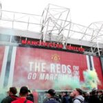 Old Trafford Manchester United