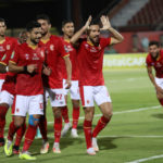 In Picture: Al Ahly thrash Esperance to meet Chiefs in final