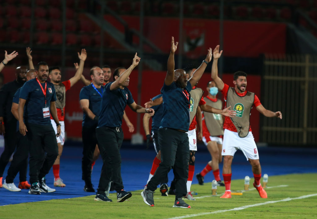 Pitso's Al Ahly set up CCL final against Chiefs