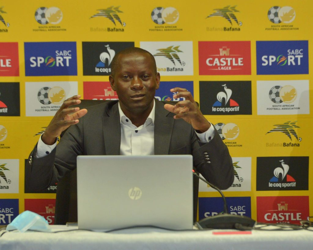 Mkhalele: The objective is to win the Cosafa Cup