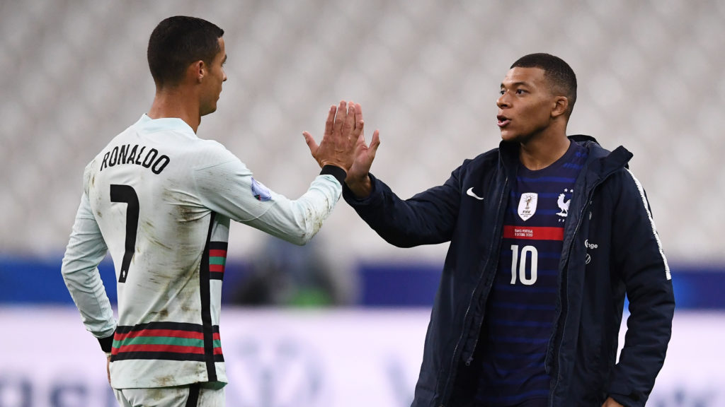 PSG to sign Ronaldo to replace Real-bound Mbappe - report
