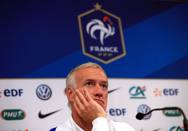 France defeat by Switzerland at Euro 2020 'really hurts', says Deschamps