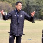 Bafana Bafana assistant coach Janevski Cedomir
