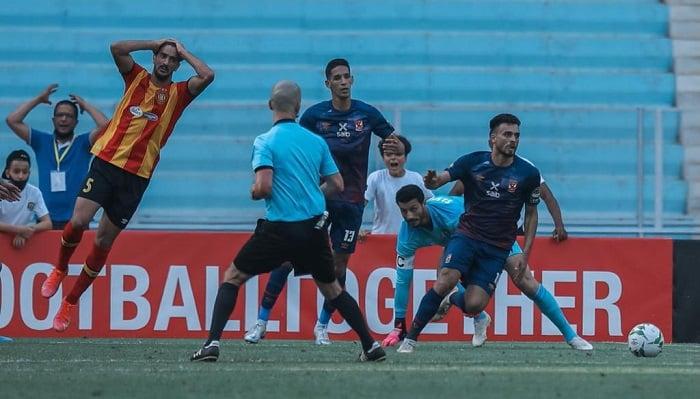 Pitso's Al Ahly edge Esperance in Caf Champions League