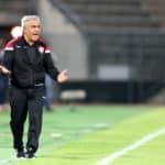 Wydad coach: We were denied by Chiefs' unbelievable defence