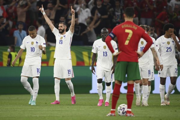 Deschamps promises more to come from France after draw with Portugal