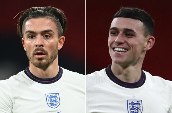 Foden and 'world-class' Grealish tipped for Euro 2020 success