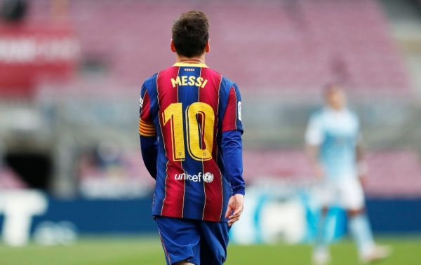 Messi's future still undecided as his Barca contract ends next week
