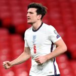 Maguire trains alone as England begin preparing for Germany clash at Euros