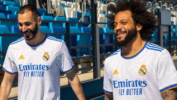 Adidas unveils new Real Madrid shirt for 2021-22 season