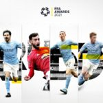 PFA reveals Men's Player of the Year 2021 awards nominations