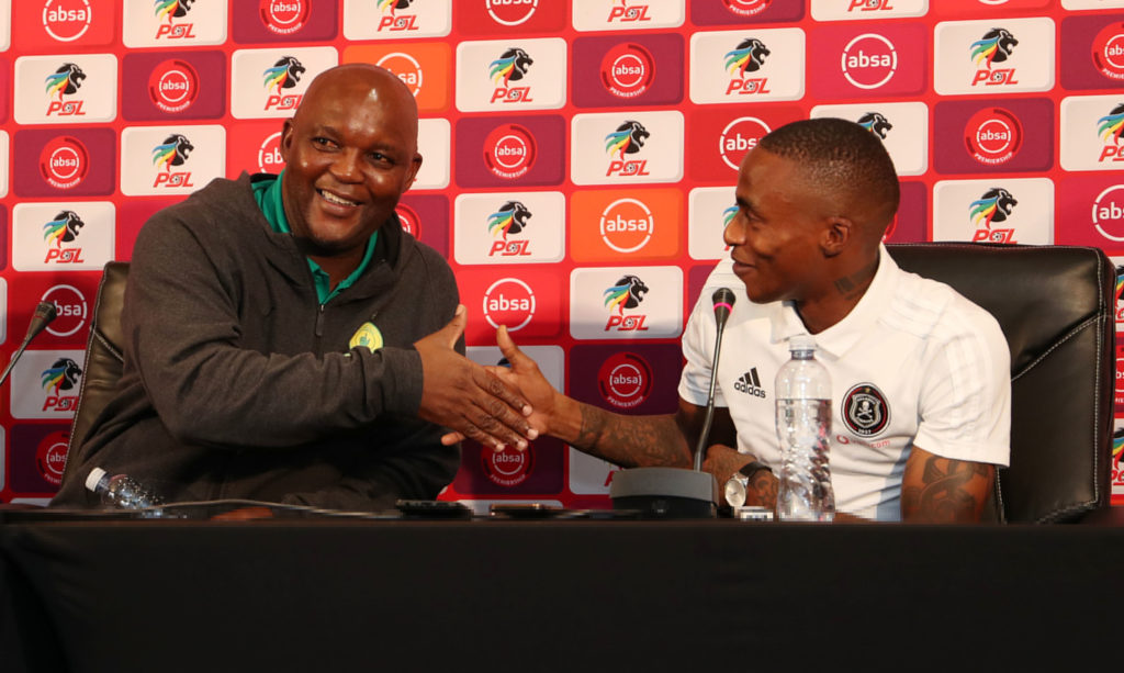 Pitso responds to Lorch rumours